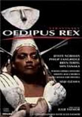 Rent Stravinsky: Oedipus Rex on DVD