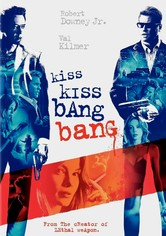 Rent Kiss Kiss Bang Bang on DVD