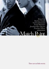 Rent Match Point on DVD