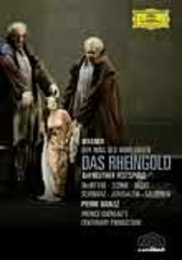Rent Wagner: Das Rheingold (Pierre Boulez) on DVD