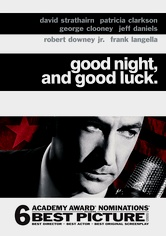 Rent Good Night, and Good Luck on DVD