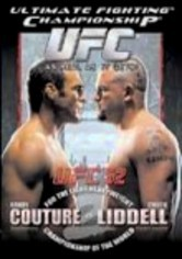 Rent UFC 52: Randy Couture vs. Chuck Liddell on DVD