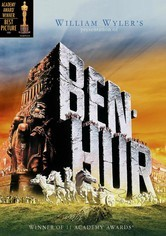 Rent Ben-Hur on DVD