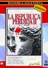 Rent La Republica Perdida II on DVD