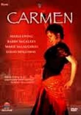 Rent Carmen (Glyndebourne Opera) on DVD