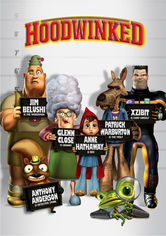Rent Hoodwinked on DVD