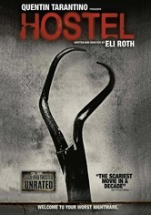 Rent Hostel on DVD