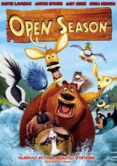 Rent Open Season on DVD