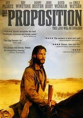 Rent The Proposition on DVD