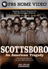 Rent Scottsboro: An American Tragedy on DVD
