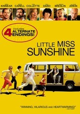 Rent Little Miss Sunshine on DVD