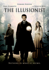 Rent The Illusionist on DVD