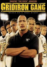 Rent Gridiron Gang on DVD