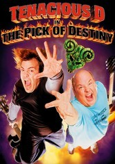 Rent Tenacious D in: The Pick of Destiny on DVD