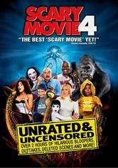 Rent Scary Movie 4 on DVD