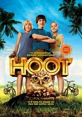 Rent Hoot on DVD