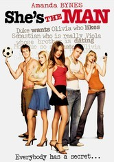 Rent She's the Man on DVD