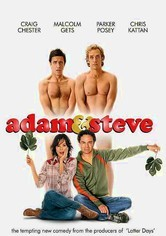 Rent Adam & Steve on DVD