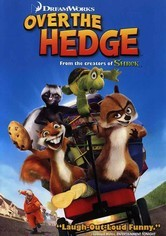 Rent Over the Hedge on DVD