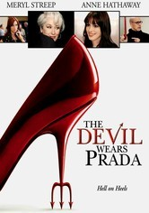 Rent The Devil Wears Prada on DVD