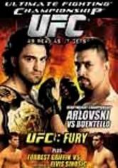 Rent UFC 55: Fury on DVD