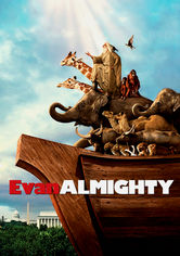 Rent Evan Almighty on DVD