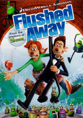 Rent Flushed Away on DVD