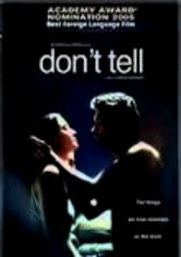 Rent Don't Tell on DVD