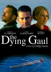 Rent The Dying Gaul on DVD