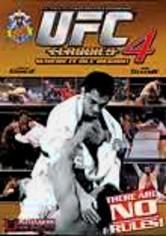 Rent UFC Classics: Vol. 4 on DVD