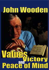 Rent John Wooden: Values, Victory on DVD