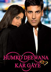 Rent Humko Deewana Kar Gaye on DVD