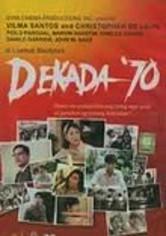 Rent Dekada '70 on DVD