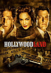 Rent Hollywoodland on DVD