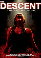 Rent The Descent on DVD