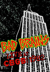 Rent Bad Brains: Live at CBGB 1982 on DVD