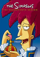 Rent The Simpsons: Season 17 on DVD