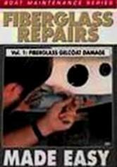 Rent Fiberglass Repairs Made Easy on DVD