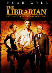 Rent The Librarian 2 on DVD