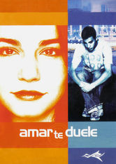 Rent Amar Te Duele on DVD