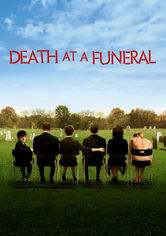 Rent Death at a Funeral on DVD