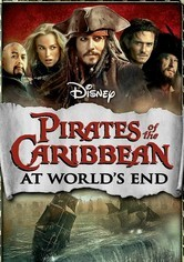 Rent Pirates of the Caribbean: At World's End on DVD