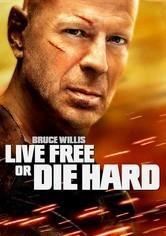 Rent Live Free or Die Hard on DVD