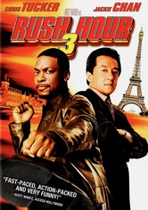 Rent Rush Hour 3 on DVD