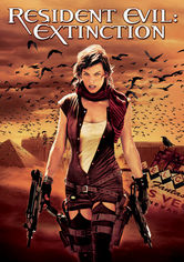 Rent Resident Evil: Extinction on DVD