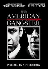 Rent American Gangster on DVD