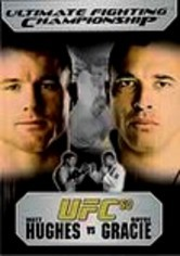 Rent UFC 60: Hughes vs. Gracie on DVD