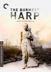 Rent The Burmese Harp on DVD