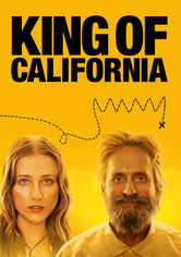 Rent King of California on DVD