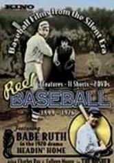 Rent Reel Baseball: Films of the Silent Era on DVD